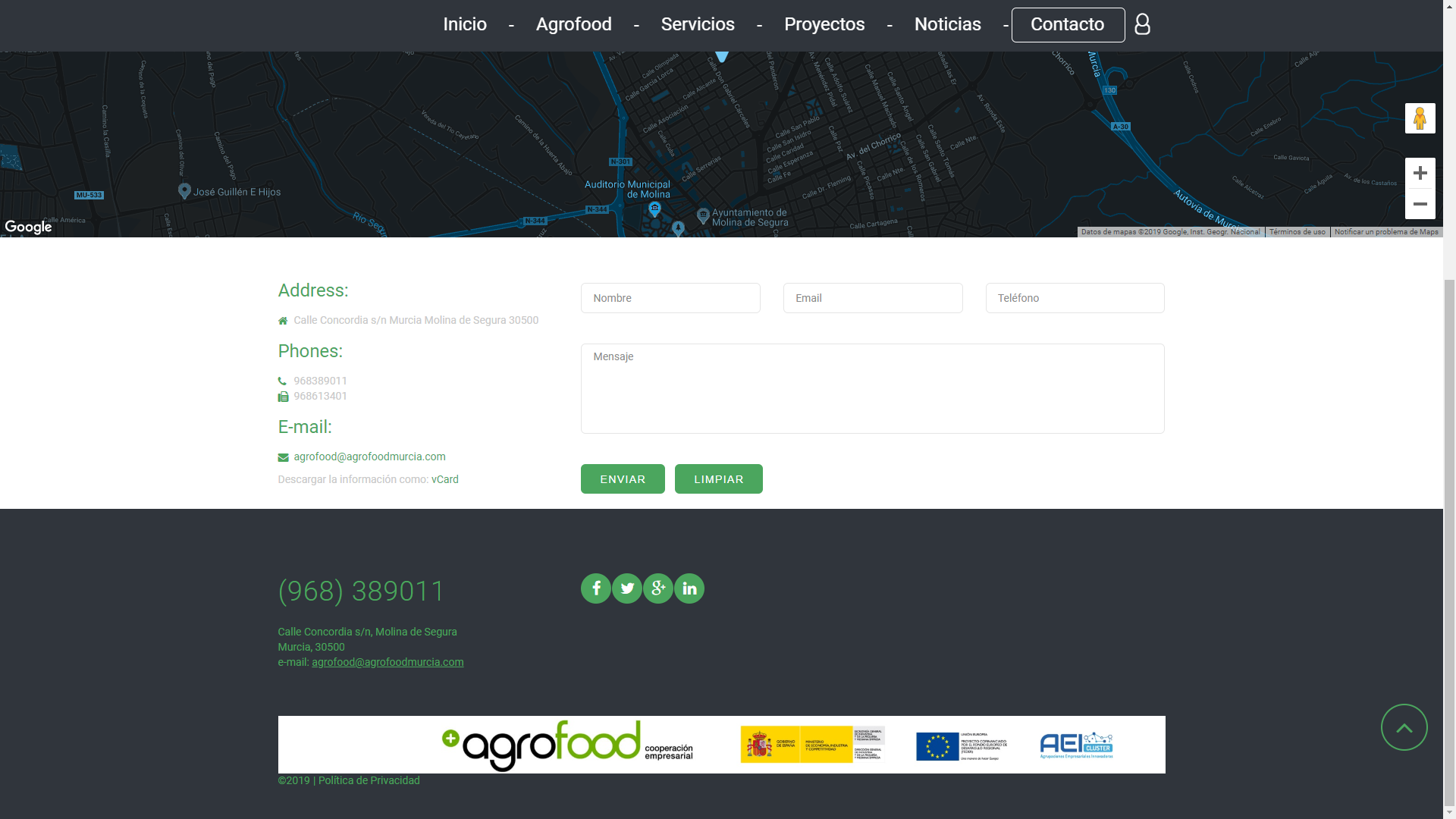 agrofood_contacto