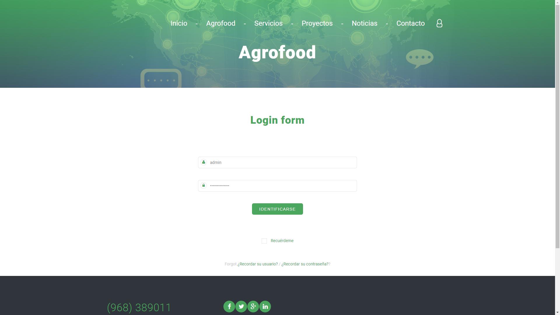 agrofood_login
