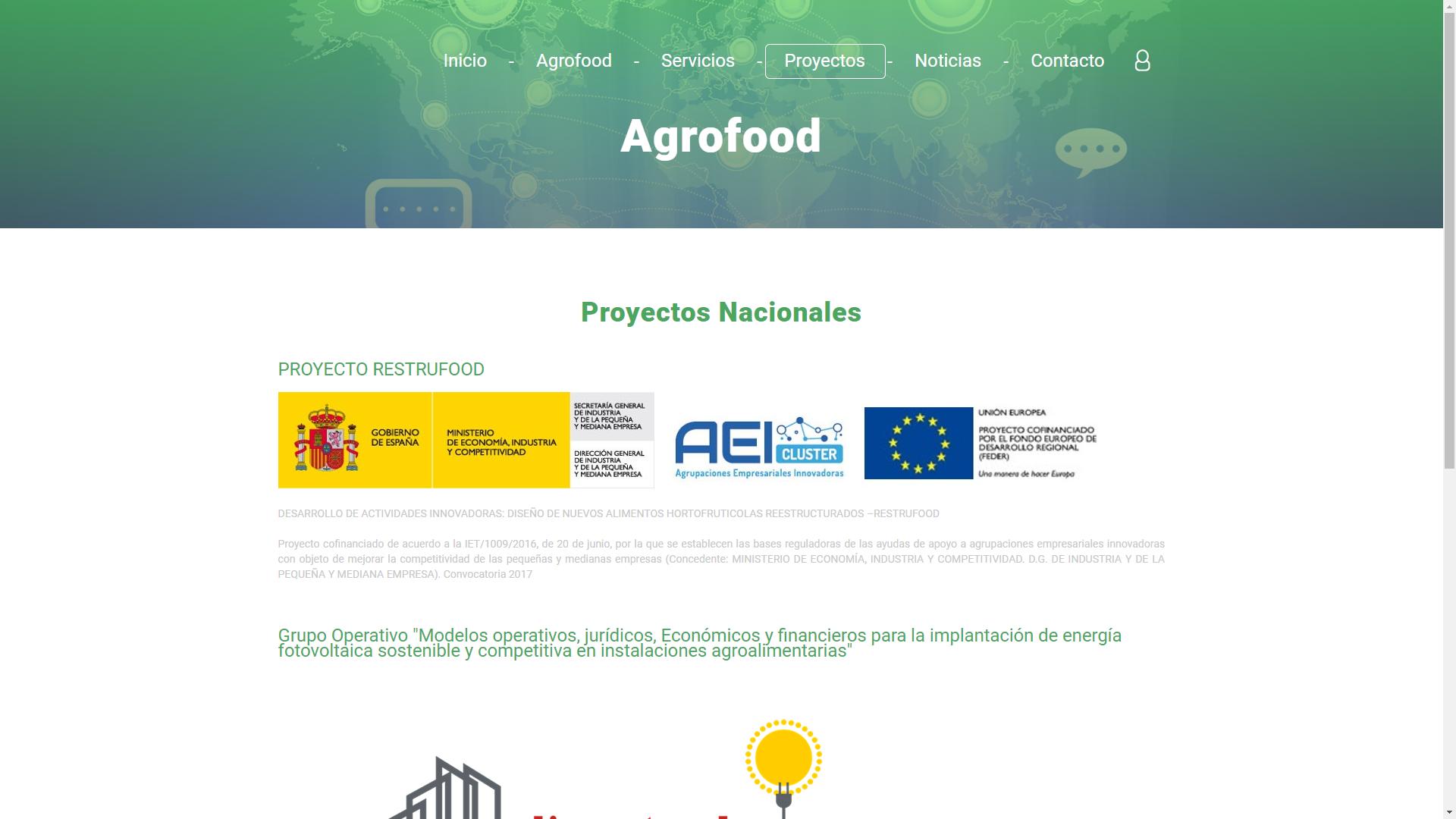agrofood_proyectos
